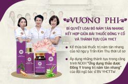 Bộ sản phẩm Nám Tàn nhang Vương Phi