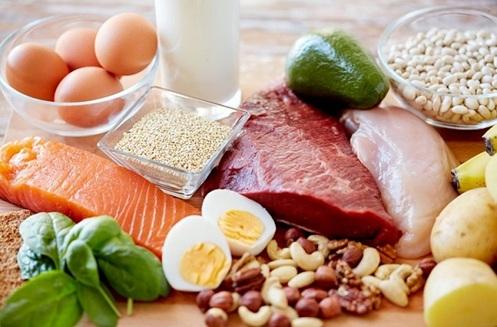 Thực phẩm giúp ngăn ngừa tóc bạc sớm