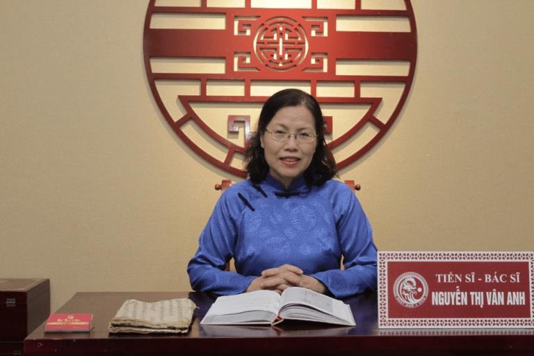 Tiến sĩ, bác sĩ Nguyễn Thị Vân Anh
