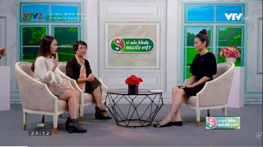 Bác sĩ Nguyễn Thị Nhuần chia sẻ về phương pháp điều trị mụn