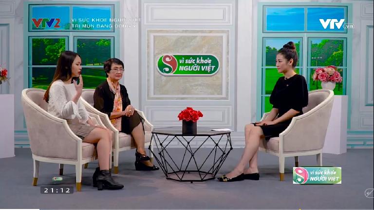 Bác sĩ Nguyễn Thị Nhuần chia sẻ về vai trò của Đông y trị trị mụn trứng cá