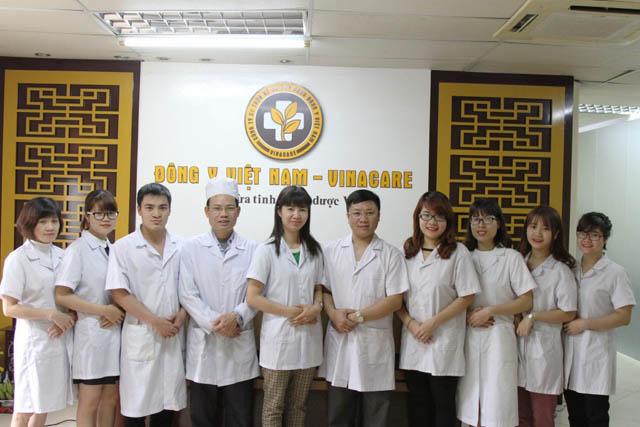 Trung tâm Thừa kế và Ứng dụng Đông y Việt Nam được đánh giá cao trong điều trị viêm họng