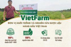 dược liệu Vietfarm