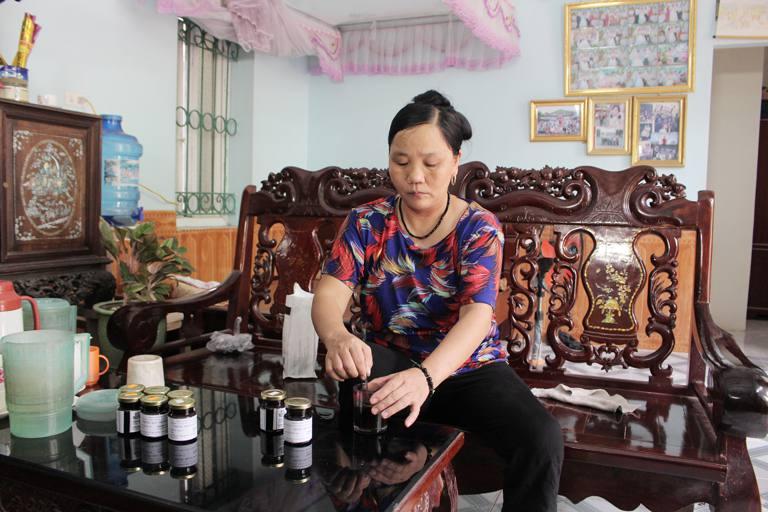 Kiên trì sử dụng bài thuốc Đỗ Minh theo hướng dẫn, sau 2 tháng bệnh của cô Hằng đã cải thiện đáng kể