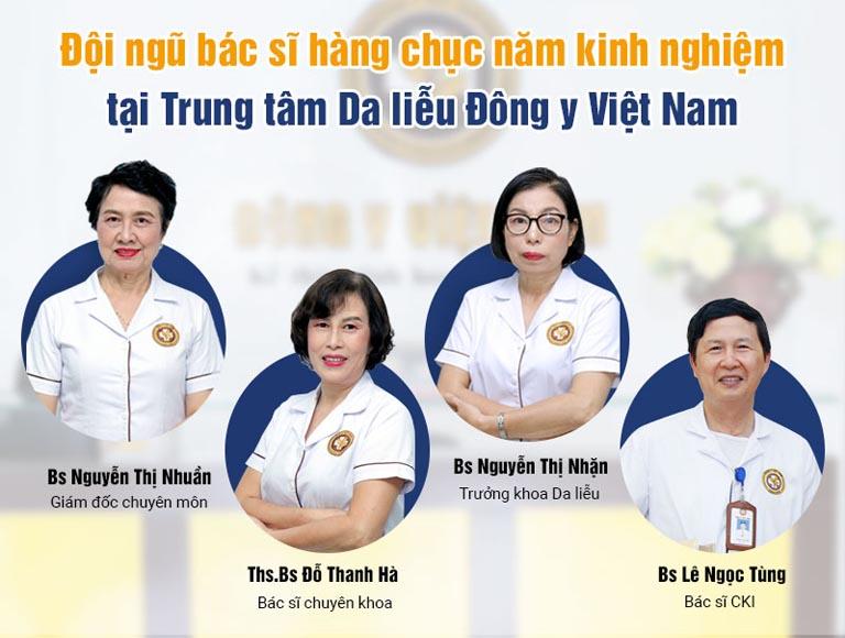 Đội ngũ y bác sĩ nghiên cứu bài thuốc An Bì Thang