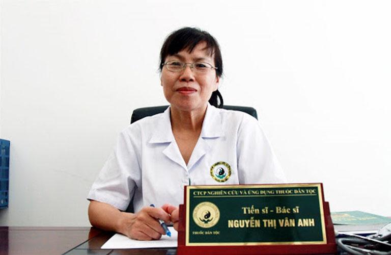 Tiến sĩ, bác sĩ Nguyễn Thị Vân Anh đánh giá cao bài thuốc An Bì Thang chữa viêm da