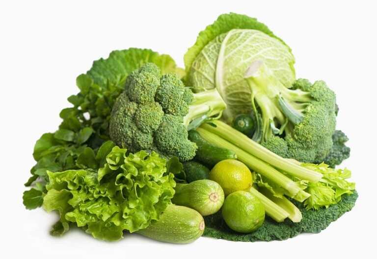 Rau xanh là đáp án cho câu hỏi bà bầu bị đau dạ dày nên ăn gì