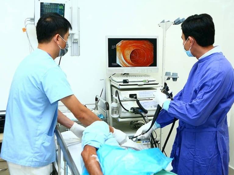Nội soi thực quản là phương pháp phát hiện bệnh hiệu quả