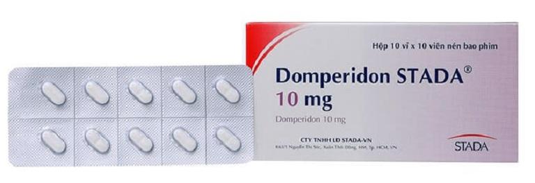 Bà bầu bị đau dạ dày kèm theo buồn nôn, nôn mửa liên tục có thể dùng thuốc Domperidon