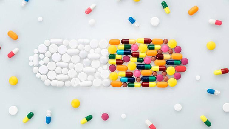 Thuốc kháng sinh Tây y giảm nhanh triệu chứng bệnh