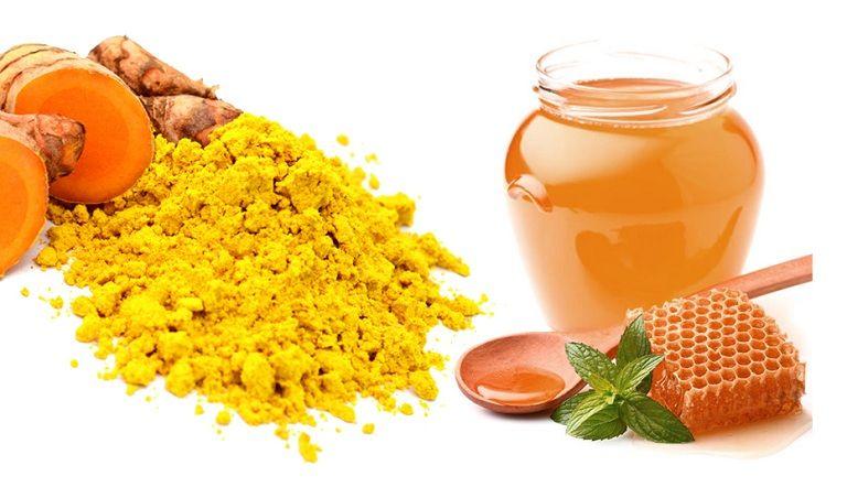 Nghệ và mật ong chữa đau viêm dạ dày trào ngược thực quản hiệu quả