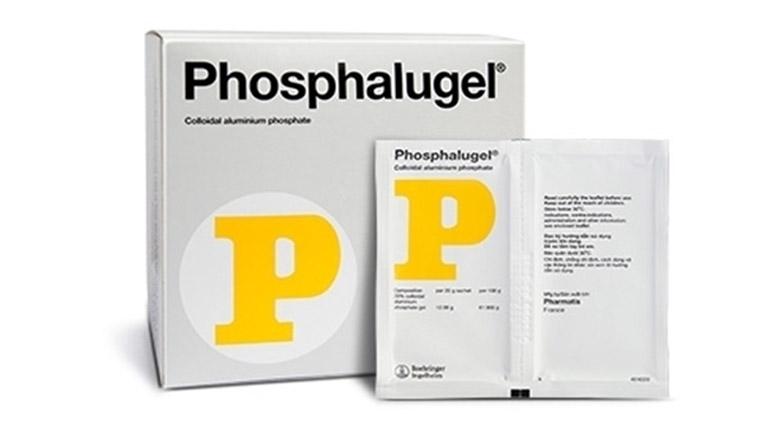 Phosphalugel giúp cải thiện triệu chứng buồn nôn, ợ hơi, đầy bụng do viêm loét dạ dày gây ra