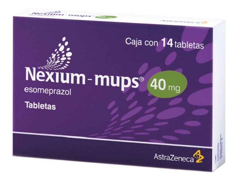 Nexium Mups là thuốc chữa viêm loét dạ dày hữu hiệu cho người bệnh