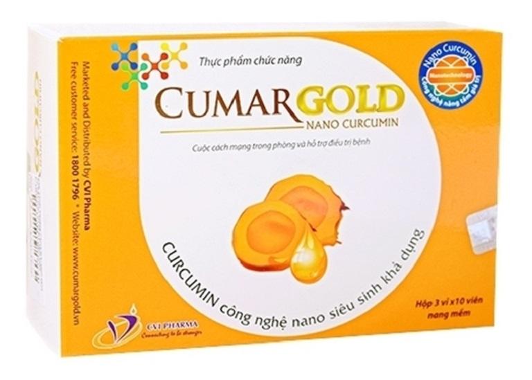 Người bị viêm loét dạ dày tá tràng nên sử dụng thuốc Cumargold
