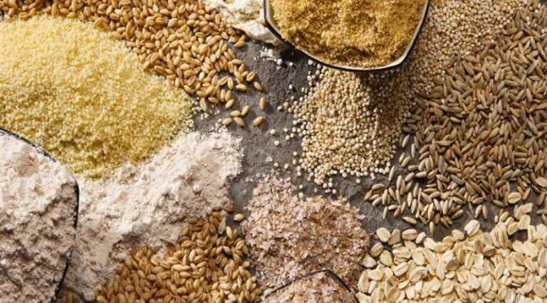 Ngũ cốc chứa nhiều tinh bột có công dụng làm giảm axit dịch vị