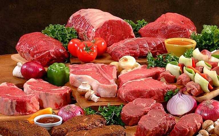 Người bị viêm loét dạ dày tá tràng nên kiêng các loại thịt đỏ