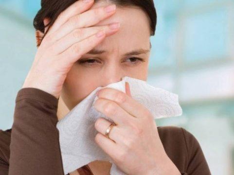 Viêm mũi dị ứng là tình trạng cơ thể xuất hiện các phản ứng khi tiếp xúc với tác nhân gây kích thích