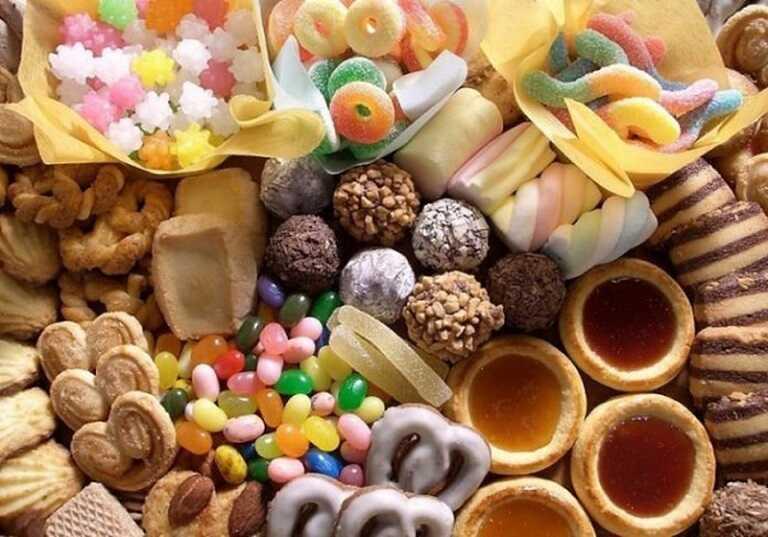 Đồ ngọt làm gia tăng các triệu chứng khiến các triệu chứng chảy nước mũi, nghẹt mũi...