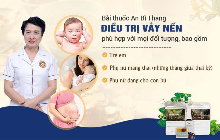 An Bì Thang dùng được cho nhiều đối tượng
