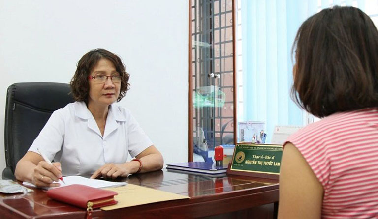 Bác sĩ Nguyễn Thị Tuyết Lan có chuyên môn giỏi và có nhiều đóng góp tích cực