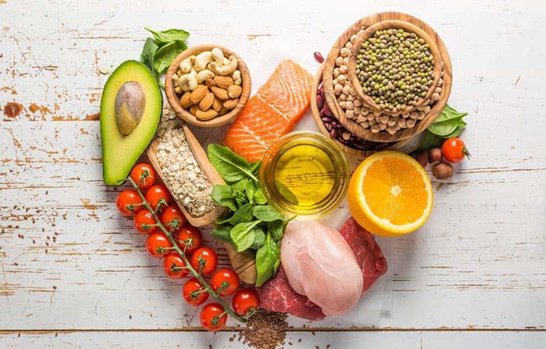 Người bệnh cần lưu ý một số điều trong ăn uống và chế độ sinh hoạt để hỗ trợ cải thiện bệnh nhanh chóng