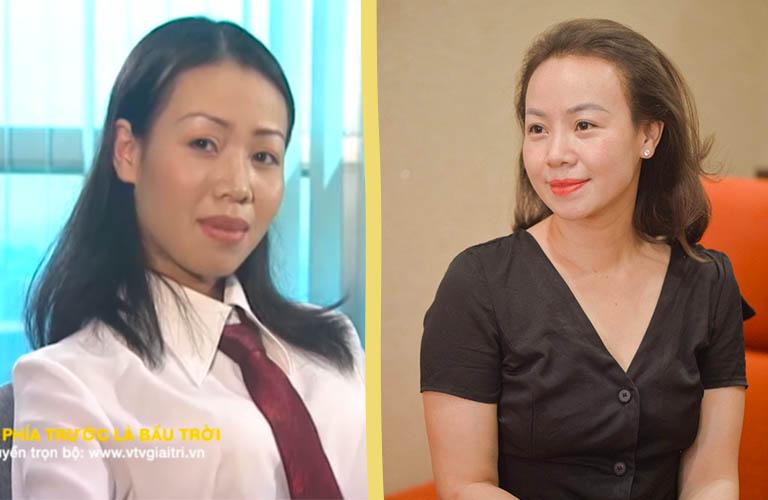 Diễn viên Vân Anh - Gương mặt triển vọng của điện ảnh Việt những năm 90