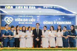Trung tâm Da liễu Đông y Việt Nam chính thức đổi tên thành Viện Da liễu Hà Nội - Sài Gòn sau hơn 10 năm hoạt động