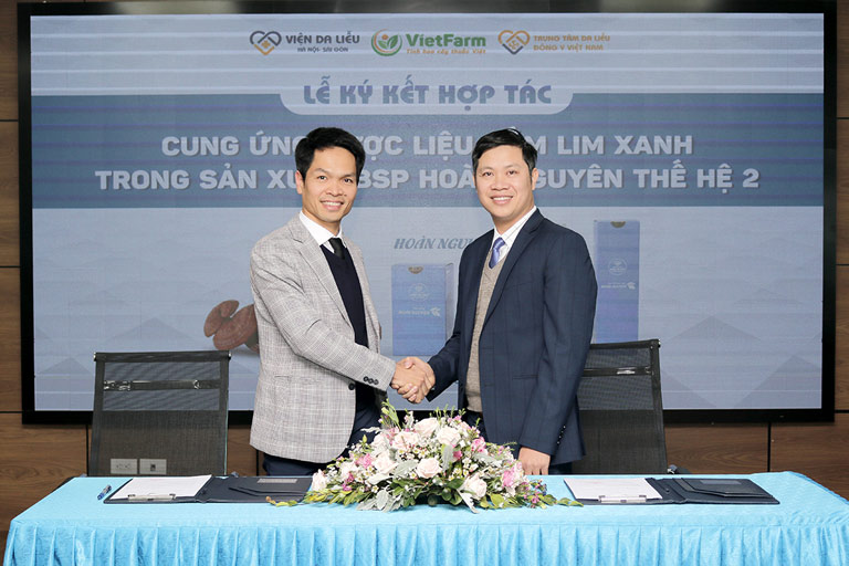 Viện Da liễu Hà Nội - Sài Gòn chú trọng hợp tác cả trong nước và quốc tế