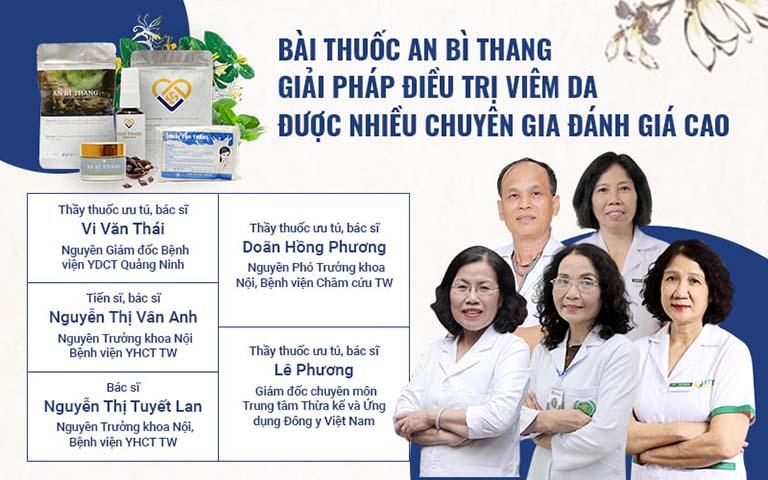 Chuyên gia hàng đầu trong lĩnh vực Y học cổ truyền đánh giá cao công dụng, hiệu quả bài thuốc An Bì Thang